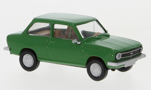 H0   Brekina 92866 - DAF 66, groen