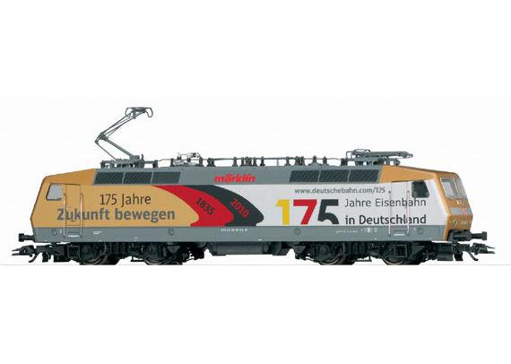 H0 | Märklin 37542 - DB BR 120.1 (AC)