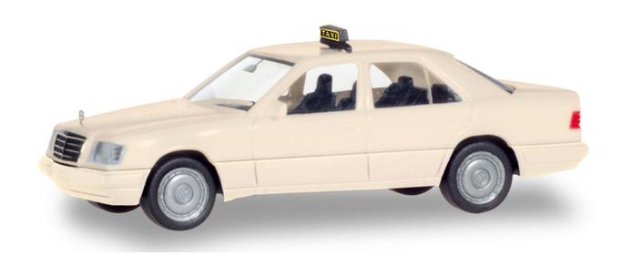H0 | Herpa 094184 - Mercedes-Benz Taxi