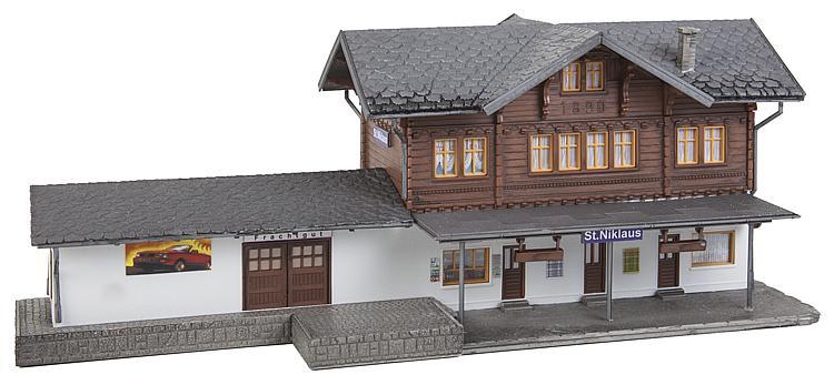H0 | Faller 191730 - Station St. Niklaus