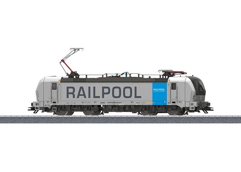 H0 | Märklin Start up 36190 - Railpool, Elektrische locomotief BR 193