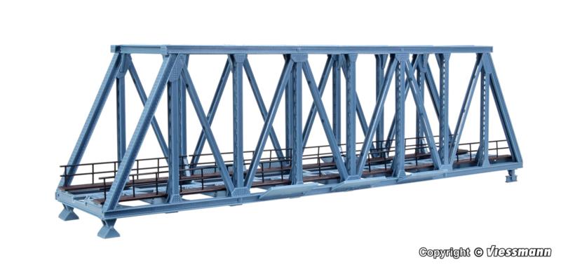 H0 | Vollmer 42546 - Box-girder bridge, straight