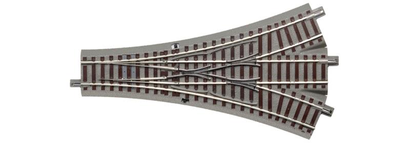 H0   Roco 61160 - Driewegwissel
