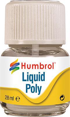 Humbrol - Liquid Poly (Bottle), 28ml