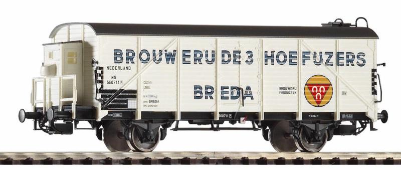 """H0   Piko 54609 - NS, Koelwagen """"Drie Hoefijzers Breda"""""""