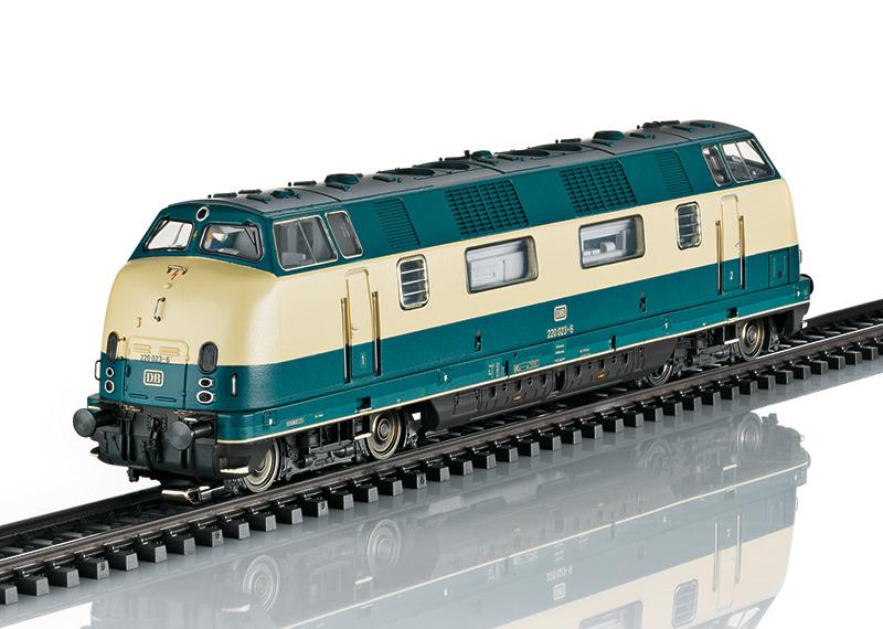 H0 | Märklin 37807 - Diesellocomotief serie V 200.0