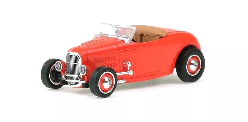 H0 | Ricko 38797 - Ford Deuce, red, 1932