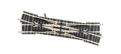 N | Fleischmann 9185 - Engelse wissel 15°, rechts, lengte 111 mm