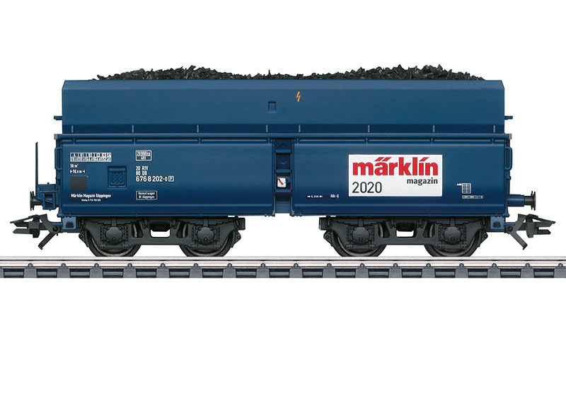 H0 | Märklin 48520 - Märklin Magazin jaarwagen H0 2020