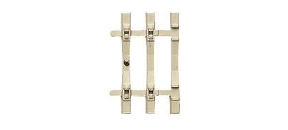 H0   Roco 42601 - Betonnen bielzen stuk flexrails (12 stuks)
