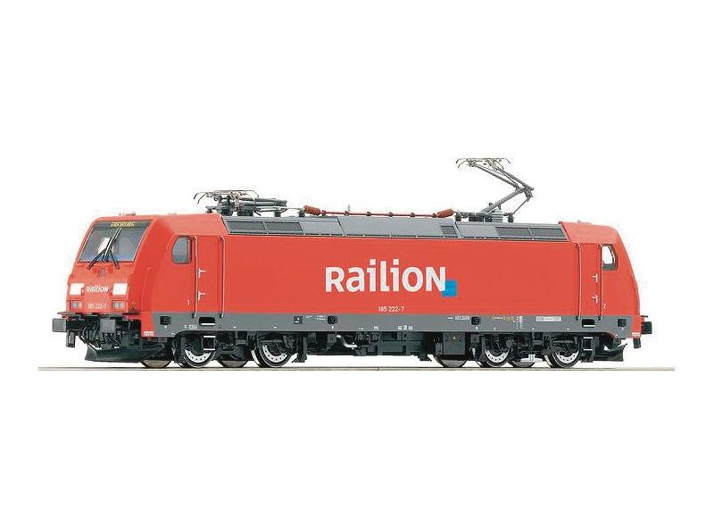 H0 | Roco 68502 - DB BR 185.2 (AC)