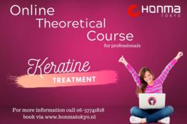 Keratin treatment -  Theory