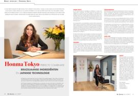 dec. 2017; Big interview magazine de Kapper