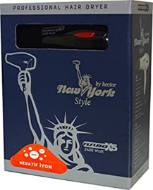 Secador de cabelos New York