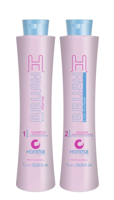 H-Brush botox Platinium, medi kit 500 ml