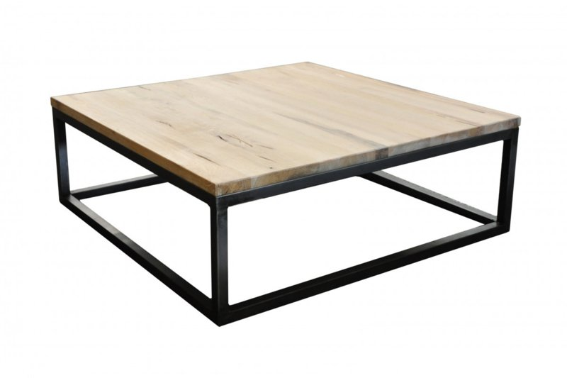 Bust Eiken salontafel