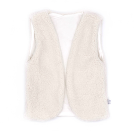 Teddy Gilet NATURAL