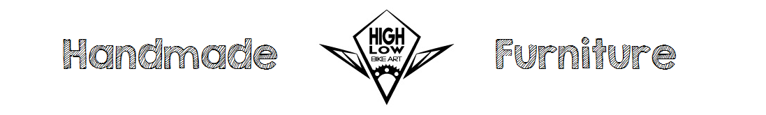 HighLow Bike Art