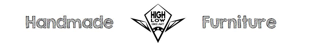 HighLow Bike Art