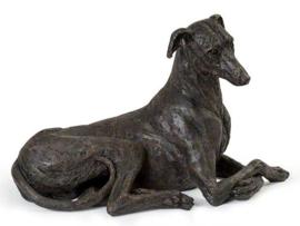 asbeeld/urn Greyhound | 46 cm