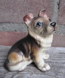 beeldje Duitse Herder puppy