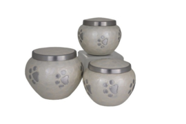urn Odessey wit (creme)