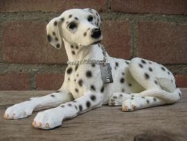 beeldje Dalmatier liggend