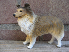 beeldje Sheltie sable