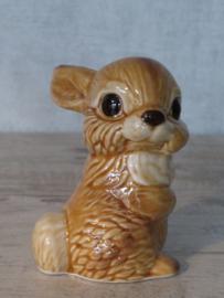 beeldje konijn porselein
