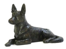 asbeeld/urn Herder | 50 cm
