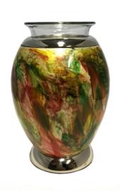 urn met gedenklicht regenboog