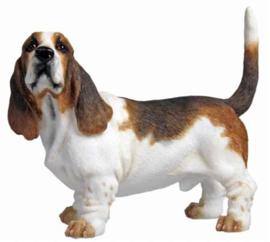 beeldje Basset hound