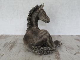 asbeeld/urn Paard