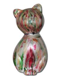 urn Princess Cat regenboog