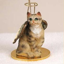 engeltje kat bruin tabby