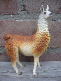 beeldje Lama staand