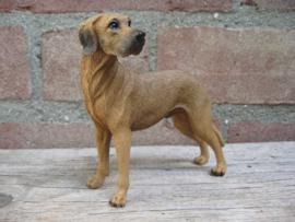 beeldje Duitse Dog fawn