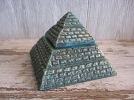 waxinehouder Pyramide