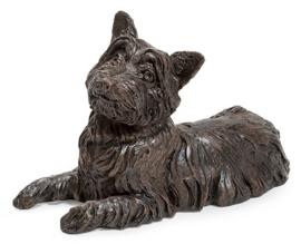 asbeeld/urn West Highland White Terriër | 32 cm