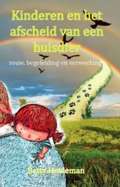 boek Kinderen en het afscheid van een huisdier