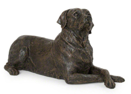 asbeeld/urn Labrador | 44 cm
