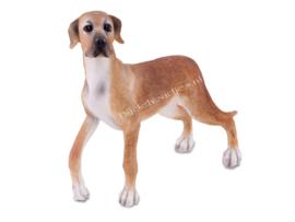 beeldje Duitse Dog staand