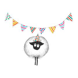 Verjaardags Connemara - kunstprint
