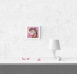 My funny Valentine - kunstprint