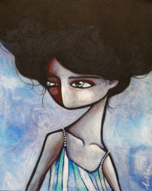 Sophia | 30x24cm | FOR SALE