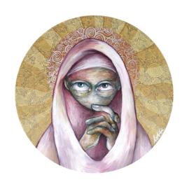 Franciscanes - kunstprint