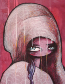 Jane | 76x56cm | FOR SALE