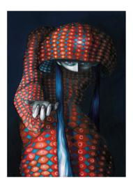 The Gesture - kunstprint