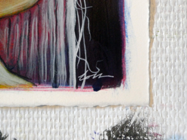 Small portrait #3 | 28,5x25,5cm | TE KOOP