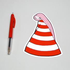 Sticker - Lighthouse Girl